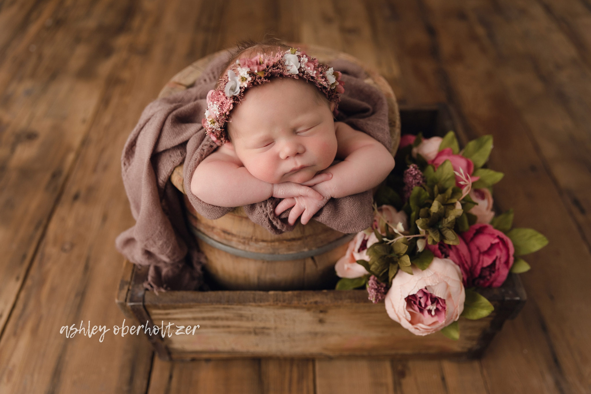 Signe koen fargo newborn photographer mentoring ashley oberholtzer photography fargo nd newborn baby photographer